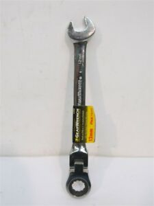 Gearwrench 47898 12mm Flex Head Ratcheting Combination Wrench 12 Point