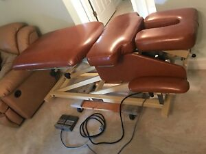 Chattanooga Chiropractic Table