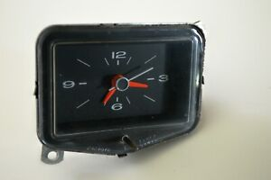 1972 Plymouth Fury Dash Clock