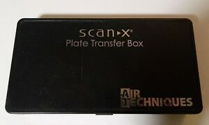 Scan X Phosphor Plate Transfer Box Phosphore Air Techniques Dental Dentist