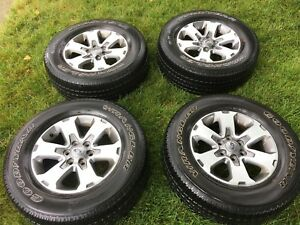 Oem Ford F150 Fx4 Fx2 Expedition 18 Wheels 2004 2017 Set Of 4 Rims And Tires