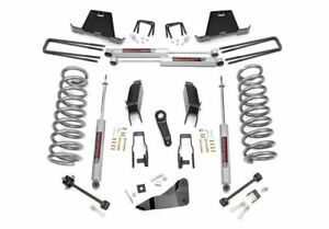 Rough Country 5 Lift Kit 03 07 Dodge Ram 2500 4wd