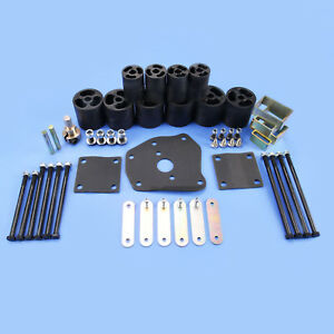 1990 1995 For Toyota 4runner 3 Full Body Lift Kit Front Rear Manual
