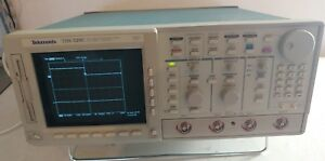 Tektronix Tds520c 500mhz 1 Gs s 2 Channels Digitizing Oscilloscope Instavue