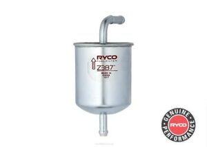 Ryco Fuel Filter For Nissan Patrol 1992 1997 4 2 Gq Suv Petrol Z387