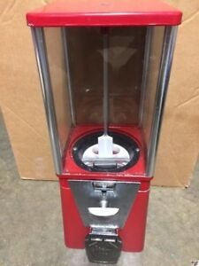 Bulk Vending Machine Gumball Candy Toy Nut Oak A a Eagle Business Maker