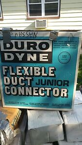 Duro Dyne Flexible Duct Connector Item 10169