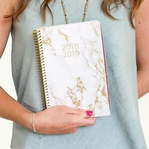Bloom Daily Planners 2018 2019 Academic Year Day Planner Monthly And Weekly