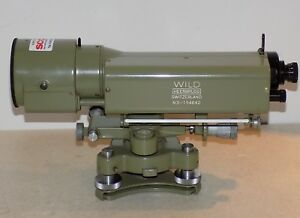 Wild Heerbrugg N3 Precision Level High Accuracy Calibrated Free Shipping World