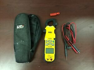Uei Test Instruments Dl429 Clamp Meter W Leads
