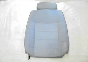 1987 1993 Mustang Front Bucket Seat Back Upper With Headrest Driver