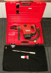 Hilti Te 50 avr Rotary Hammer Drill With Hard Case