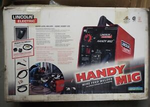 Lincoln Electric Handy Mig Im756 a Home Welder