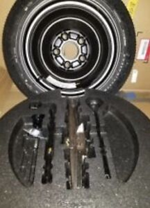 2006 2011 Honda Civic 15 Spare Tire Set With Jack And Tools Fast Free Shipping