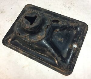 Bumper Jack Base Stand 1960s 1970s Muscle Classic Car a Code J14281