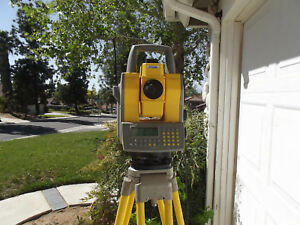 Trimble Robotic Total Station And Miscellaneous Related Survey Equipment