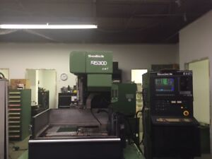 1996 Refurbished Sodick A530d Wire Edm 1198