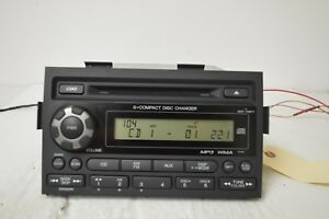 09 10 11 12 Honda Ridgeline Radio 6 Disc Cd Changer Player Mp3 3ts4 O15 007