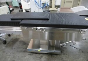 Mdt Castle Shampaine 2605 nlb Or Operating Room Surgical Delivery Table