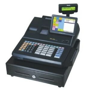 Sam4s Sps 520 Touch Screen Pos Cash Register Used Free Shipping