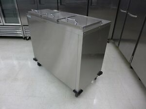 New Alliance Palph1503 Self leveling Heated Plate Warmer Dispenser Restaurant