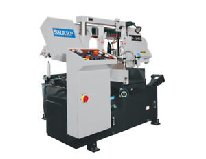 New Sharp Sw 180 Ad Automatic Dual column Bandsaw 1984