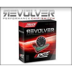 Edge Products 14001 Revolver Performance Chip Switch Tde1