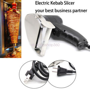 Hot Sale Professional Electric Shawarma Cutter Slicer Knife Gyro Doner Kebab