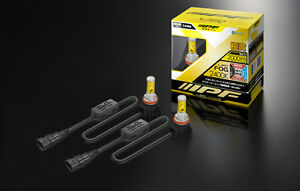 H11 Ipf Selective Yellow Led Fog Light Bulb H11 Japanese Quality
