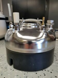 Amicon Laboratory Stainless Steel Pressure Vessel