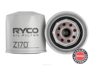 Ryco Oil Filter For Nissan Patrol 1992 1997 4 2 Gq2 Suv Diesel Z170
