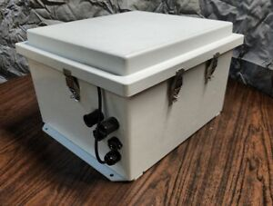 Wall Mount Electrical Enclosure Waterproof Box 18 X 16 X 8