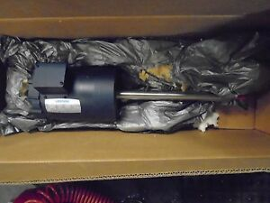 Leeson C6t17dc65a Electric Motor 3 4hp With 1 131 dia X 15 Long Shaft