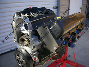 Hmmwv H1 6 5 L Turbo Diesel Engine W Optimizer Navistar Improved Block Heads