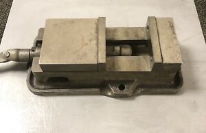 6 X 12 Vise For Cnc Milling Machine