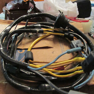 Nos 1974 1978 Ford Torino Ranchero Elite Trailer Tow Power Window Wiring Harne