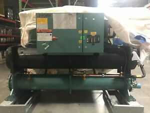 2017 60 Ton York Water cooled Screw Chiller