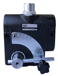 Flow Control Valve Comparable Replacement To Brand Hydraulics Fcr51 10n16