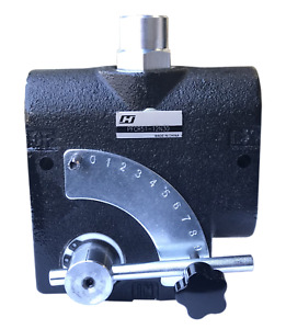 Flow Control Valve Comparable Replacement To Brand Hydraulics Fcr51 12n30