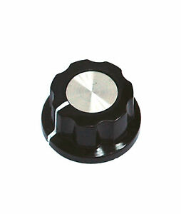 1000pc Plastic Round Screw Type Knob Rn 99e Size 22 9x12 7mm Hole 6 4mm Rohs