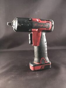 Snapon 3 8 Electric Impact