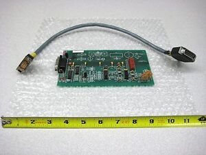Mitutoyo 013899 8708 Card Board Circuit Assy 014013 Digital Readout Cnc Plc Dro