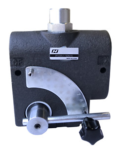 Flow Control Valve Comparable Replacement To Brand Hydraulics Fcr51 50n16