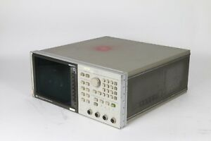 As Is Hp Agilent 8757a Scalar Network Analyzer