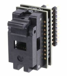 W10618rc Programmer Adapter Soic20 For At90s1200 At90s2313 Attiny26