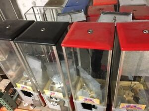 1 00 Vend Northwestern Super 80 2 Capsule Toy Vending Machine 2 Inch Vendor
