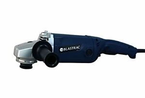 Blastrac 05 bl233 Concrete Surfacing Grinder 6600 Rpm 7 Blue