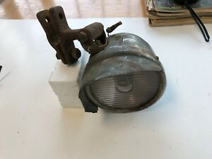 Working Brass Hooded Light Cadillac Packard Stutz Buick Dodge Reo Auburn