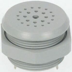 Sonitron 2 35 V Dc 73db Panel Mount Continuous Internal Piezo Buzzer 2125