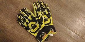 Ironclad Vib rig Vibram Rigger Industrial Beveled Grip Work Glove Lime Sz 2xl